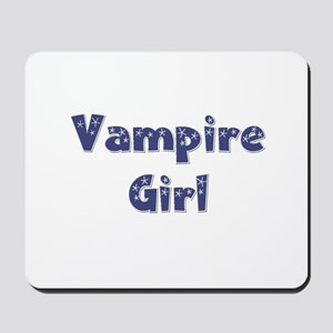 Twilight ~ Vampire Girl [DKBLU] Mousepad
